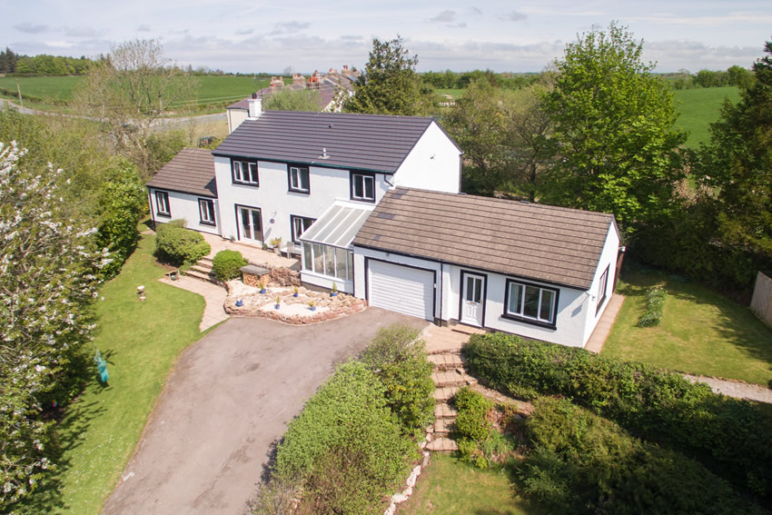 Aerial Filming - Property Marketing